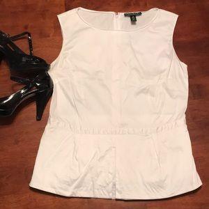 Ralph Lauren peplum blouse